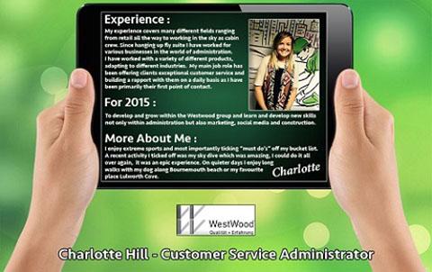 Introducing Charlotte Hill